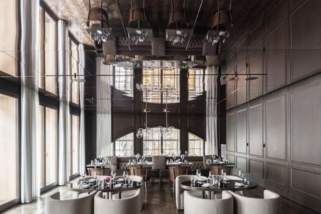 Lissoni Casal Ribeiro interiorismo Hotel Café Royal Londres