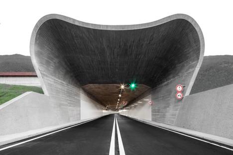 MoDusArchitects Movilidad Arquitectura y Paisaje en el proyecto de una infraestructura