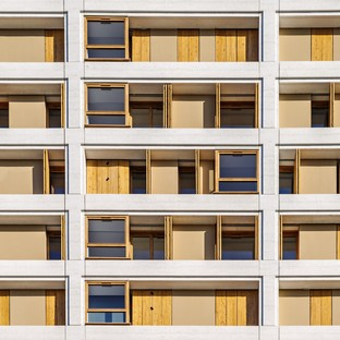 Brenac & Gonzalez & Associés y MOA Architecture 2 torres residenciales en París