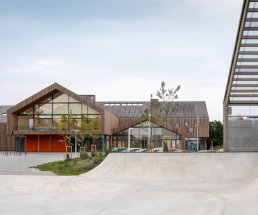CF Møller Architects The Heart in Ikast gana los Civic Trust Awards
