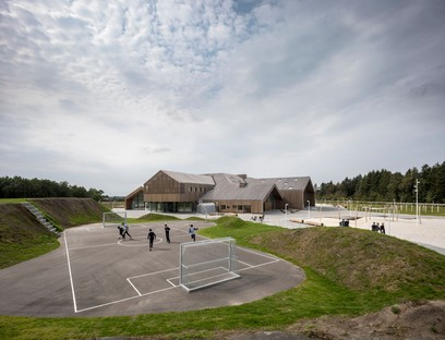 CF Møller Architects The Heart in Ikast gana los Civic Trust Awards