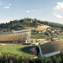 Korean National Football Centre de Seúl: gana el proyecto de UNStudio