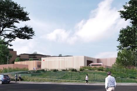 FTA Filippo Taidelli Architetto Emergency Hospital 19 hospital modular y sostenible