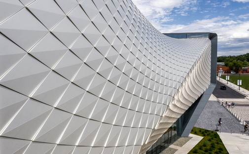Diller Scofidio + Renfro US Olympic and Paralympic Museum Colorado