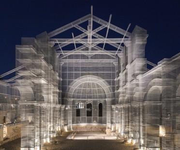 Opera, nueva instalación permanente de Edoardo Tresoldi en Reggio Calabria