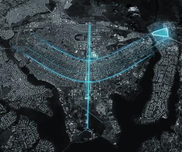 Carlo Ratti Associati amplía el plan maestro histórico de Brasilia con Biotic
