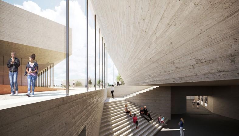 Henning Larsen Architects desvela el proyecto de la Theodore Roosevelt Presidential Library