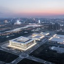gmp, completado el Silk Road International Conference Center de Xi'an