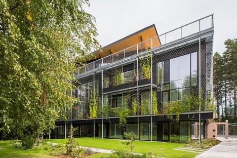 Snøhetta, nueva sede central de ASI Reisen en Natters