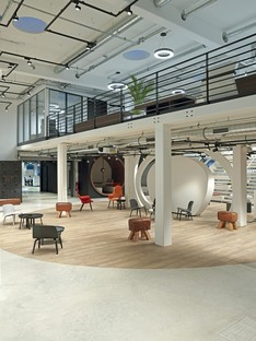 UNStudio diseña las oficinas Allianz Global Digital Factory de Múnich