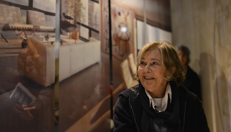 Adiós a Cini Boeri, arquitecta de la alegría