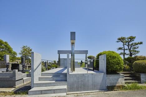 Takeshi Hosaka Architects La tumba de la iglesia de Kamakura Yukinoshita