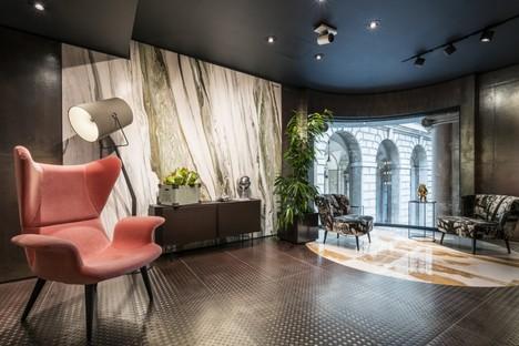 Milán inaugurado el flagship store de Iris Ceramica Group