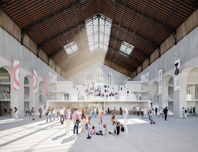 Nieto Sobejano Arquitectos Cité du Théâtre París