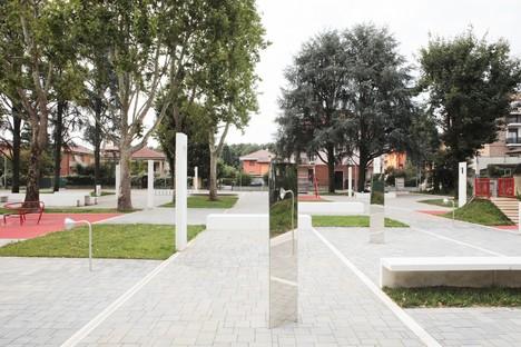 DAP studio plaza / jardín en via Monviso Garbagnate