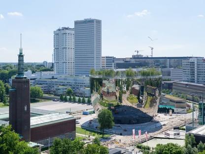 MVRDV completada la construcción del Depot Boijmans Van Beuningen de Róterdam