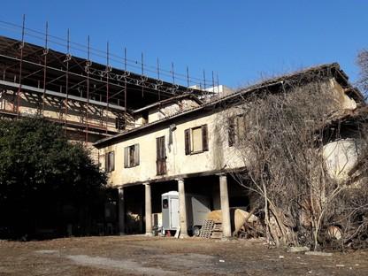 Piuarch recuperación de la Cascina Sella Nuova de Milán