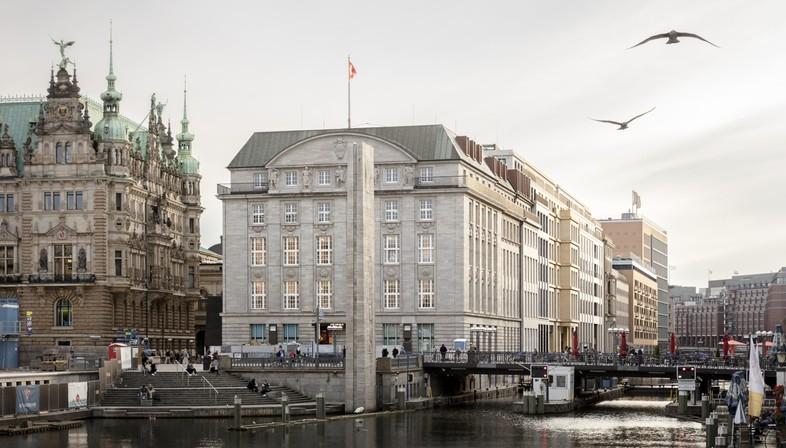 gmp proyecta una reforma en el corazón de Hamburgo: Alter Wall 2-32