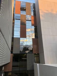 Kruchin Arquitetura nuevo edificio y aparcamiento del UDF University Center de Brasilia