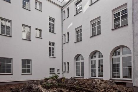 David Chipperfield Architects reconversión y recuperación de un complejo histórico - Jacoby Studios Paderborn