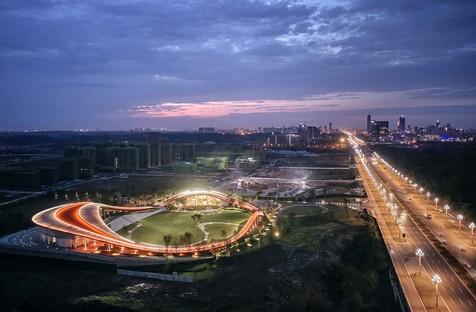Powerhouse Company Loop of Wisdom un nuevo icono para Chengdu