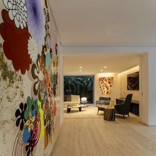 Fernanda Marques Arquitetos Associados Bucareste vivienda privada en São Paulo.