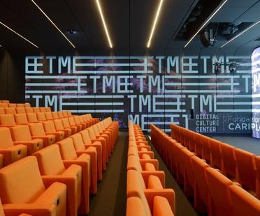 Carlo Ratti Associati e Italo Rota MEET Digital Culture Center Milán