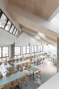 Snøhetta proyecta espacios de trabajo sostenibles para la Powerhouse de Telemark