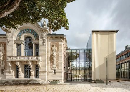 OPUS 5 Architectes Théâtre Legendre en Évreux