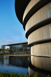 Tadao Ando He Art Museum HEM en Shunde Guangdong