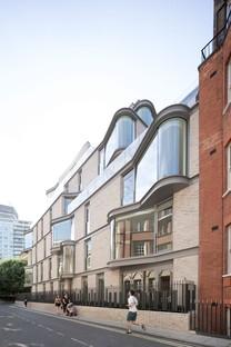 DROO Architecture revisita la bow window londinense con VI Castle Lane
