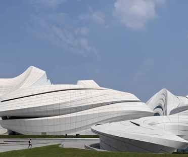 Patrik Schumacher para The Architects Series - A documentary on: Zaha Hadid Architects