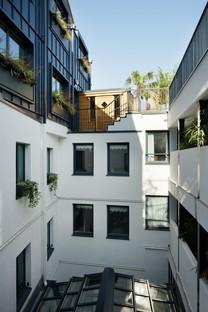 Silvio d'Ascia Architecture Hotel Wallace París