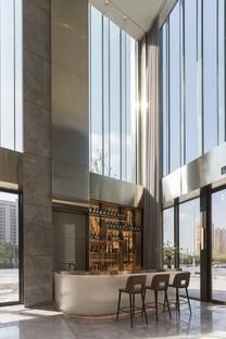 Marco Piva Huzhou Club Center China
