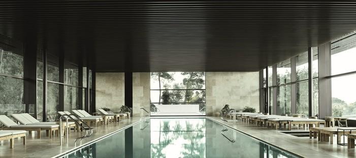 Lissoni Casal Ribeiro Interiorismo del Grand Park Hotel Rovinj Croacia