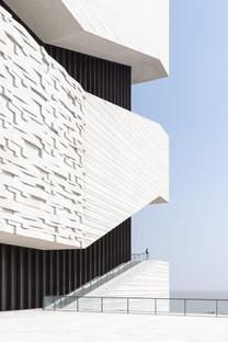 gmp Architekten von Gerkan, Marg und Partner completado el Zhuhai Museum en China