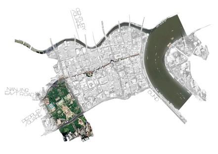 Miralles Tagliabue EMBT gana el concurso para la renovación de la Century Square en Shanghái