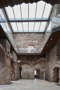 atelier-r restauración y recuperación del castillo de Helfštýn República Checa