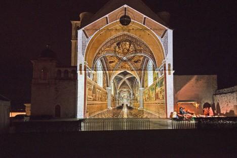 MC A Mario Cucinella Architects el proyecto de Il Natale di Francesco en Asís