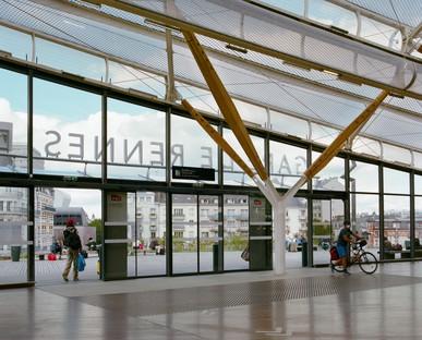 AREP estación y nuevo polo multimodal de Rennes