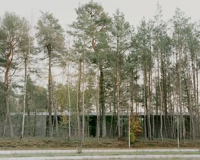 KAAN Architecten Loenen Pavilion un edificio conmemorativo en armonía con la naturaleza