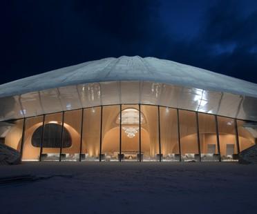 MAD Architects Yabuli Entrepreneurs' Congress Center