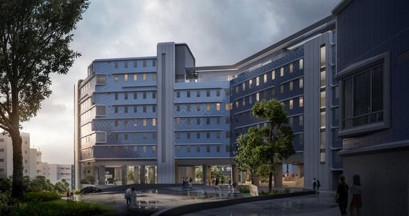 Zaha Hadid Architects Student Residence Hong Kong University of Science and Technology
