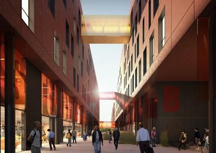 CRA-Carlo Ratti Associati nuevo campus científico de la Universidad Estatal de Milán