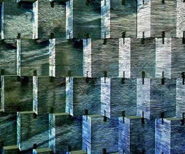 Eska: cemento que se ilumina. Un proyecto de Kengo Kuma