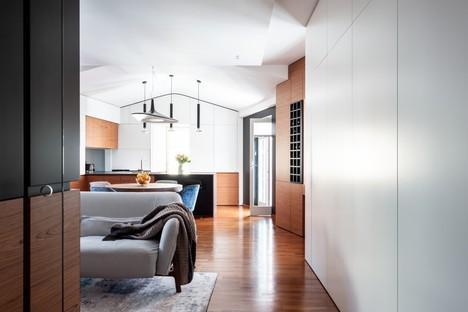 Casa NARF de m12 AD interiorismo náutico en una vivienda