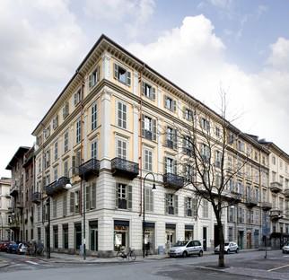 DAP studio nueva residencia universitaria Palestro 3 Turín