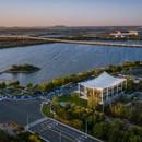 Powerhouse Company Paper Roof nuevo centro cívico en Tianjin