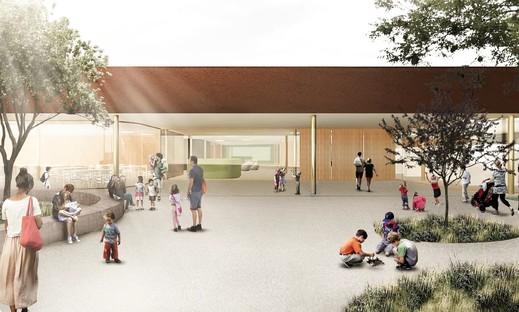 La Festa dell'Architetto y La arquitectura escolar como proyecto de futuro