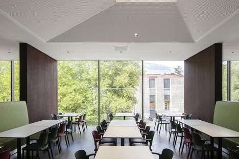 Chapuis Royer Architectes Diderot University Restaurant Grenoble Campus